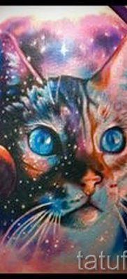 фото тату космос для статьи про значение космических татуировок – tatufoto.ru – 19
