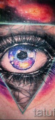 фото тату космос для статьи про значение космических татуировок – tatufoto.ru – 52