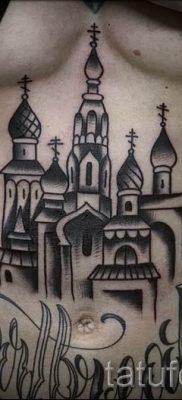 фото тату купола для статьи про значение татуировки купола — tatufoto.ru — 2