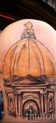 фото тату купола для статьи про значение татуировки купола – tatufoto.ru – 4