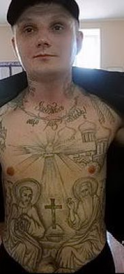 фото тату купола для статьи про значение татуировки купола — tatufoto.ru — 7