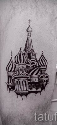 фото тату купола для статьи про значение татуировки купола — tatufoto.ru — 8