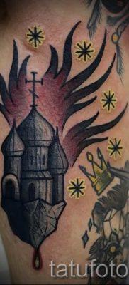 фото тату купола для статьи про значение татуировки купола – tatufoto.ru – 11