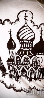 фото тату купола для статьи про значение татуировки купола – tatufoto.ru – 17