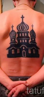 фото тату купола для статьи про значение татуировки купола – tatufoto.ru – 24