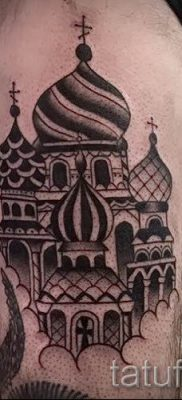 фото тату купола для статьи про значение татуировки купола — tatufoto.ru — 35