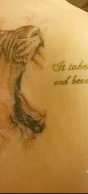 фото тату львица для статьи про значение татуировки львица – tatufoto.ru – 4