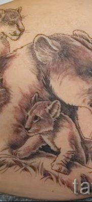 фото тату львица для статьи про значение татуировки львица – tatufoto.ru – 12