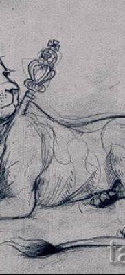 фото тату львица для статьи про значение татуировки львица – tatufoto.ru – 14