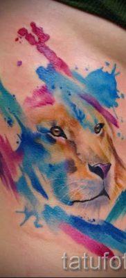 фото тату львица для статьи про значение татуировки львица – tatufoto.ru – 33