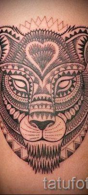 фото тату львица для статьи про значение татуировки львица – tatufoto.ru – 44