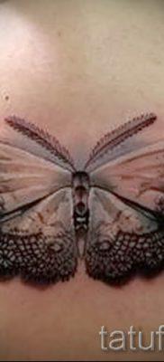 фото тату мотылек для статьи про значение татуировки мотылек – tatufoto.ru – 5