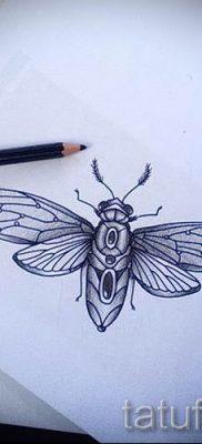 фото тату мотылек для статьи про значение татуировки мотылек – tatufoto.ru – 9