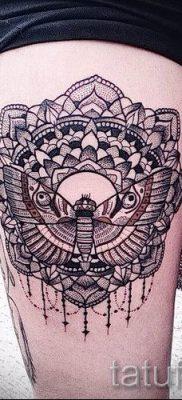 фото тату мотылек для статьи про значение татуировки мотылек – tatufoto.ru – 12