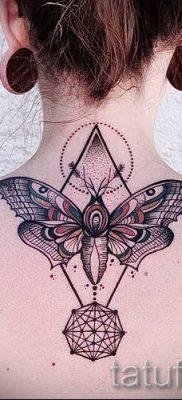 фото тату мотылек для статьи про значение татуировки мотылек – tatufoto.ru – 15