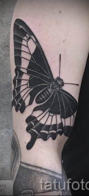 фото тату мотылек для статьи про значение татуировки мотылек – tatufoto.ru – 19