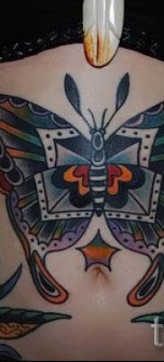 фото тату мотылек для статьи про значение татуировки мотылек – tatufoto.ru – 22
