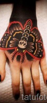 фото тату мотылек для статьи про значение татуировки мотылек – tatufoto.ru – 28