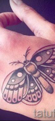 фото тату мотылек для статьи про значение татуировки мотылек – tatufoto.ru – 29