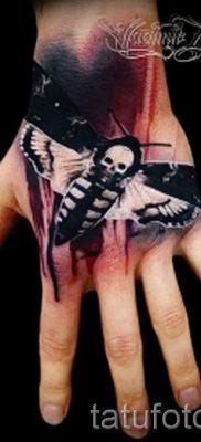 фото тату мотылек для статьи про значение татуировки мотылек – tatufoto.ru – 31