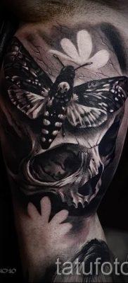 фото тату мотылек для статьи про значение татуировки мотылек – tatufoto.ru – 38