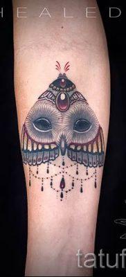 фото тату мотылек для статьи про значение татуировки мотылек – tatufoto.ru – 40