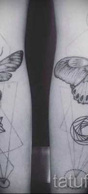 фото тату мотылек для статьи про значение татуировки мотылек – tatufoto.ru – 44