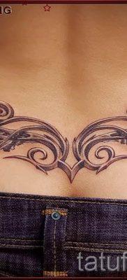 фото тату на пояснице для статьи про значение татуировок на пояснице – tatufoto.ru – 3