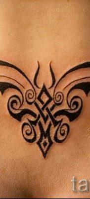 фото тату на пояснице для статьи про значение татуировок на пояснице – tatufoto.ru – 21