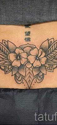 фото тату на пояснице для статьи про значение татуировок на пояснице – tatufoto.ru – 46