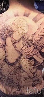 фото тату падший ангел для статьи про значение татуировки – tatufoto.ru – 16