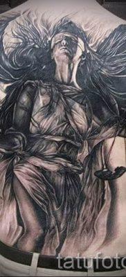 фото тату падший ангел для статьи про значение татуировки – tatufoto.ru – 19