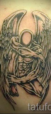 фото тату падший ангел для статьи про значение татуировки – tatufoto.ru – 21