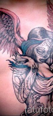 фото тату падший ангел для статьи про значение татуировки – tatufoto.ru – 26