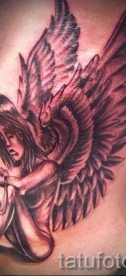 фото тату падший ангел для статьи про значение татуировки – tatufoto.ru – 34
