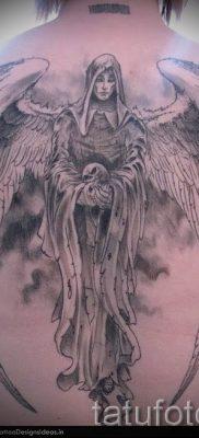 фото тату падший ангел для статьи про значение татуировки – tatufoto.ru – 41