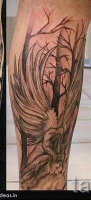 фото тату падший ангел для статьи про значение татуировки – tatufoto.ru – 44
