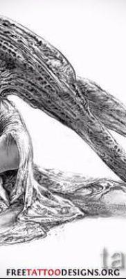 фото тату падший ангел для статьи про значение татуировки – tatufoto.ru – 47