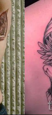 фото тату падший ангел для статьи про значение татуировки – tatufoto.ru – 49