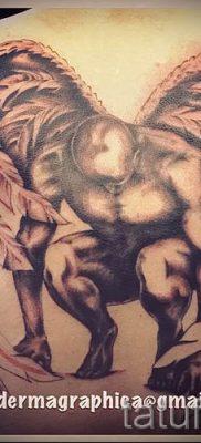 фото тату падший ангел для статьи про значение татуировки – tatufoto.ru – 54