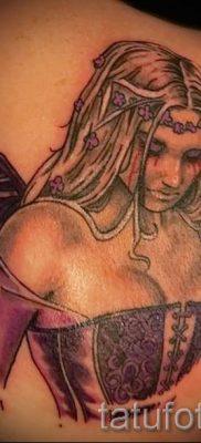 фото тату падший ангел для статьи про значение татуировки – tatufoto.ru – 64