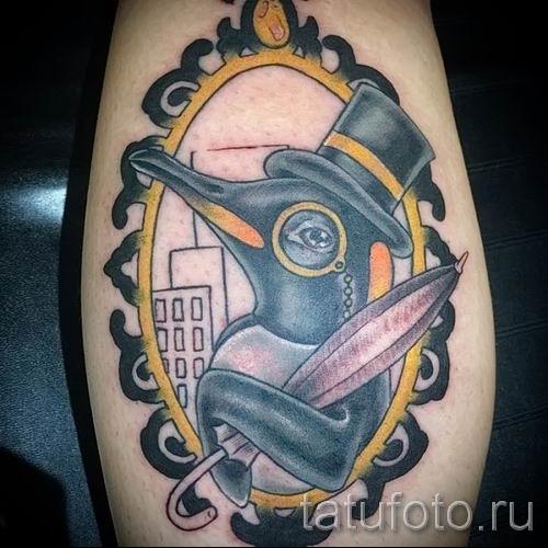 фото тату пингвин для статьи про значение татуировки пингвин - tatufoto.ru - 41