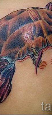 фото тату рак для статьи про значение татуировки с рисунком рака – tatufoto.ru – 6