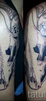 фото тату сирень для статьи про значение татуировки сирень – tatufoto.ru – 39