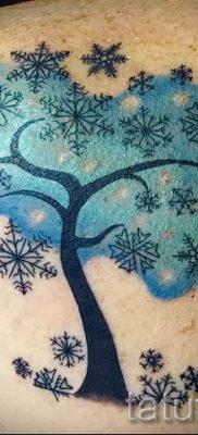 фото тату снежинка для статьи про значение татуировки снежинка – tatufoto.ru – 58
