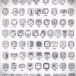 Крутые варианты эскизов для наколки с иероглифом - крутые примеры скетчей
