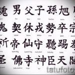 Классные варианты эскизов для тату с иероглифом - эксклюзивные примеры рисунков