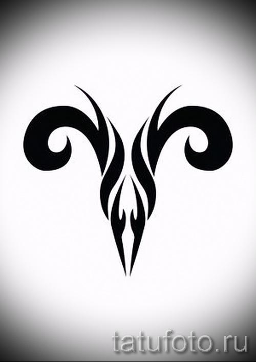 Прикольный эскиз для тату с рисунком тельца – классная идея для татуировки телец