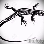 Достойный эскиз для тату саламандра – рисунок для формирования идеи эксклюзивной татуировки с саламандрой