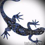 Достойный эскиз для тату саламандра – рисунок для формирования задумки особенной татуировки с саламандрой